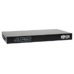 Tripp Lite B072-032-IP4 NetCommander 32-Port Cat5 KVM over IP Switch - 4 Remote + 1 Local User, 1U Rack-Mount