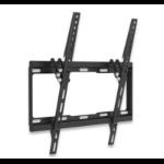 "Manhattan TV & Monitor Mount, Wall, Tilt, 1 screen, Screen Sizes: 32-55"", Black, VESA 200x200 to 400x400mm, Max 35kg, LFD, Lifetime Warranty"