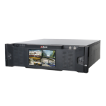 Dahua Europe Ultra NVR616DR-64-4KS2 3U Black network video recorder