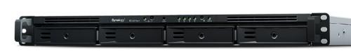 Synology RackStation RS1619XS+ NAS Rack (1U) Ethernet LAN Aluminium, Black D-1527