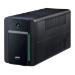 APC BX1200MI-GR sistema de alimentación ininterrumpida (UPS) Línea interactiva 1200 VA 650 W 4 salidas AC