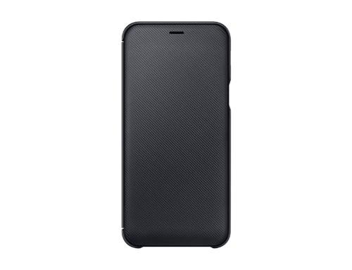 """Samsung EF-WA600 mobile phone case 14.2 cm (5.6"""") Wallet case Black"""