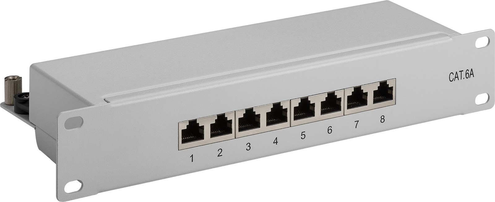 Microconnect PP-025 patch panel
