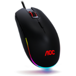 AOC GM500 mouse Ambidextrous Optical 5000 DPI