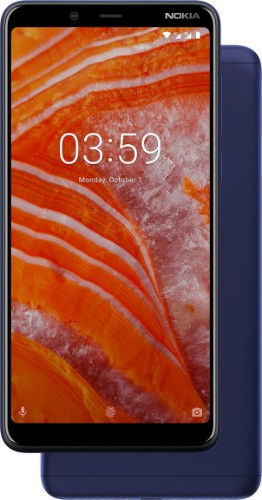 "Nokia 3.1 Plus 15.2 cm (6"") 3 GB 32 GB Single SIM Blue 3500 mAh"