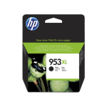 HP 953XL Black Original Ink Cartridge Negro