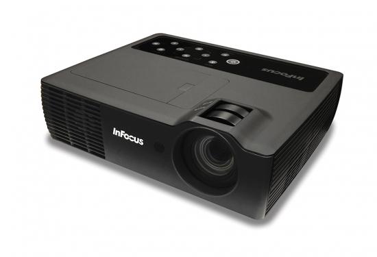 Infocus IN1116 2400ANSI lumens DLP WXGA (1280x800) 3D Portable projector Black data projector
