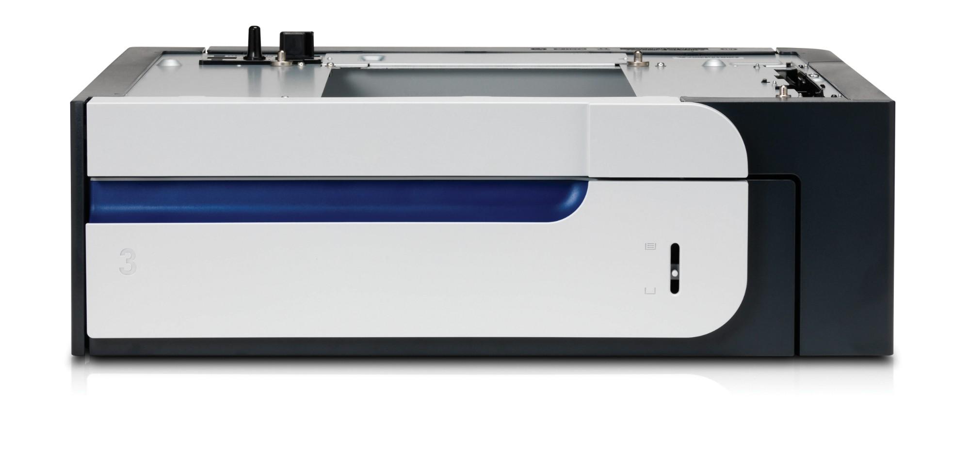 HP LaserJet Color invoerlade voor 500 vel papier en zware media