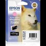 Epson Husky T0966 Original Helle Magenta 1 Stück(e)