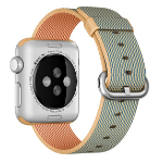 Apple MM9M2ZM/A Band Blue, Gold Nylon
