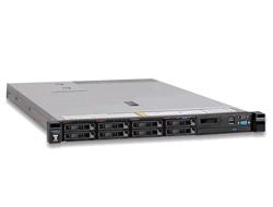 Lenovo ENT Lenovo System x3550 M5 8869 - Server - rack-mountable - 1U - 2-way - 1 x Xeon E5-2620V4 / 2.1 GHz -