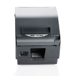Star Micronics TSP743II-24 Thermal transfer label printer