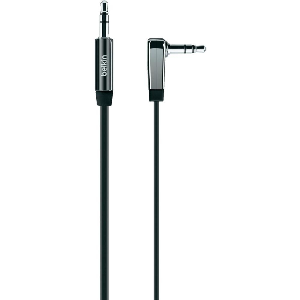 Belkin 3.5mm cable de audio 0,9 m 3,5mm Negro