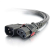 C2G 0.6m, C14/C13 cable de transmisión Negro 0,6 m C14 acoplador C13 acoplador