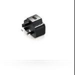 CoreParts MSPP2861UK mobile device charger Indoor Black
