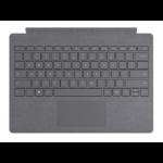 Microsoft Surface Pro Signature Type Cover Holzkohle Microsoft Cover port Schweiz