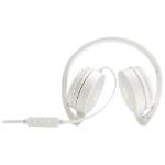 HP H2800 Binaural Head-band White headset