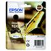 Epson C13T16314010 (16XL) Ink cartridge black, 500 pages, 13ml
