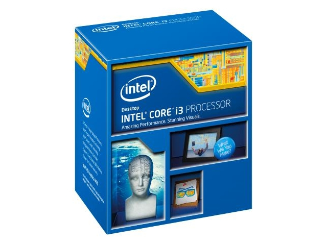 Intel Core ® ™ i3-4340 Processor (4M Cache, 3.60 GHz) 3.6GHz 4MB Smart Cache Box processor