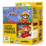 Nintendo Super Mario Maker + amiibo, Wii U