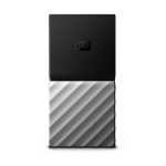 Western Digital My Passport 1000 GB Black, Silver