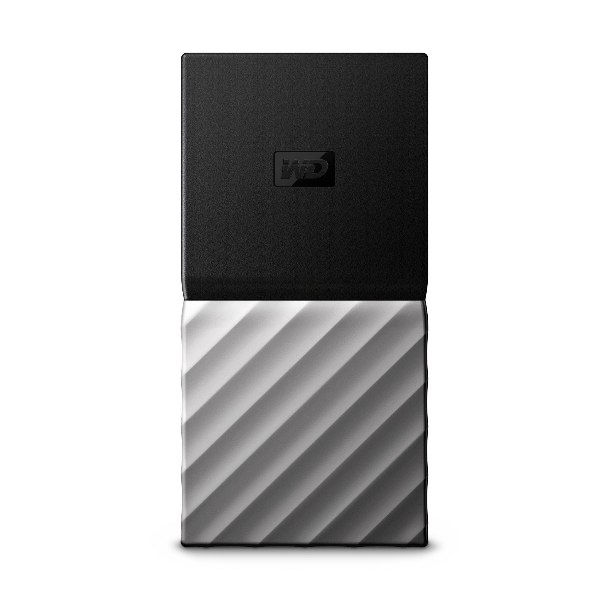 Western Digital My Passport 1000 GB Black,Silver