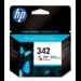 HP Cartucho de tinta original 342 Tri-color