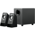 Logitech Z211 2.1channels Black speaker set