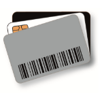 Zebra 104524-803 access cards Magnetic access card Active