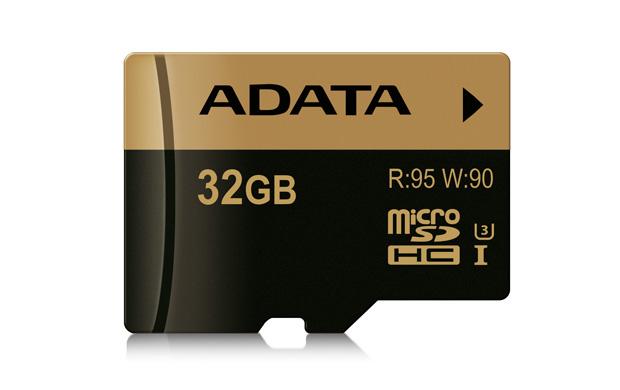 ADATA AUSDH32GXUI3-R 32GB MicroSDXC UHS-I Class 10 memory card