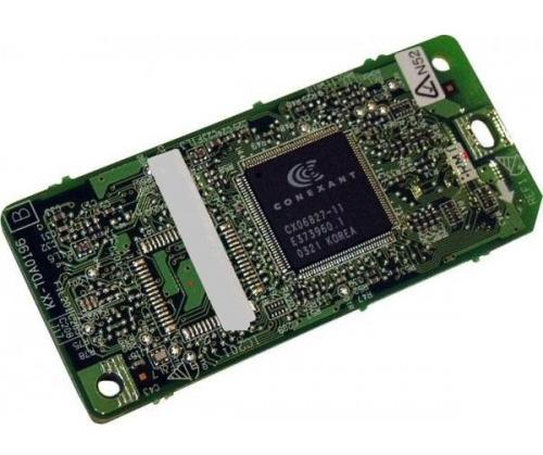 Panasonic KX-TDA0196X IP add-on module Green