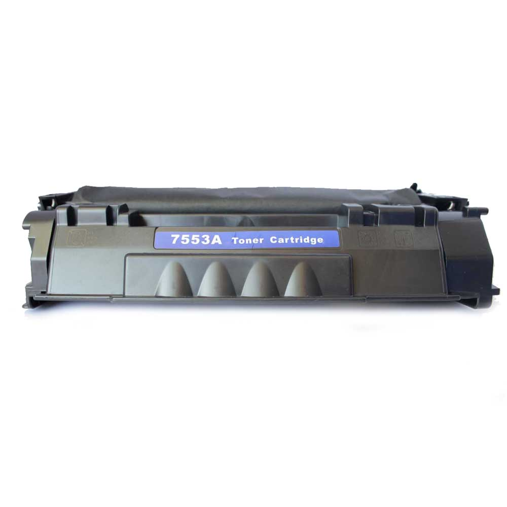 Remanufactured HP Q7553A (53A) Black Toner Cartridge