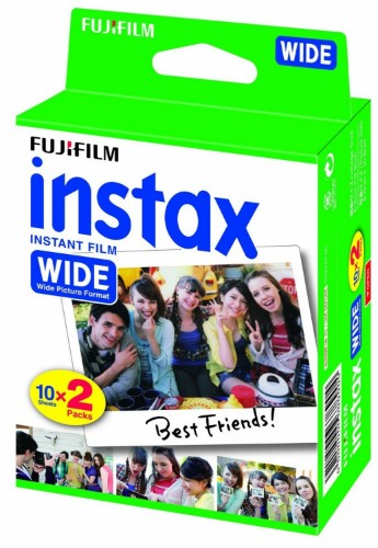 Fujifilm 16385995 Film, 20 pages