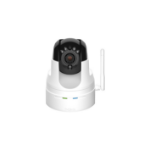 D-link DCS-5222L Pan & Tilt Wireless Indoor Cloud PTZ Security Surveillance Camera 10x Digital Zoom Built-in Microphone & Speaker for 2-Way communication UK