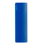PNY PowerPack Curve 2600 power bank Blue Lithium-Ion (Li-Ion) 2600 mAh
