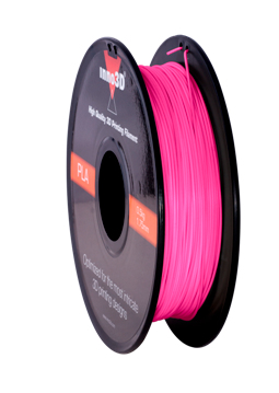 Abs Filament 1.75mm 200mm spool Pink