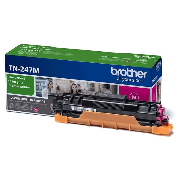 Brother TN-247M Toner magenta, 2.3K pages