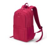Dicota SCALE backpack Red Polyethylene terephthalate (PET)