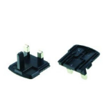 2-Power UKP0005A Black power plug adapter