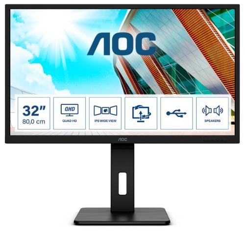 AOC P2 Q32P2 computer monitor 80 cm (31.5