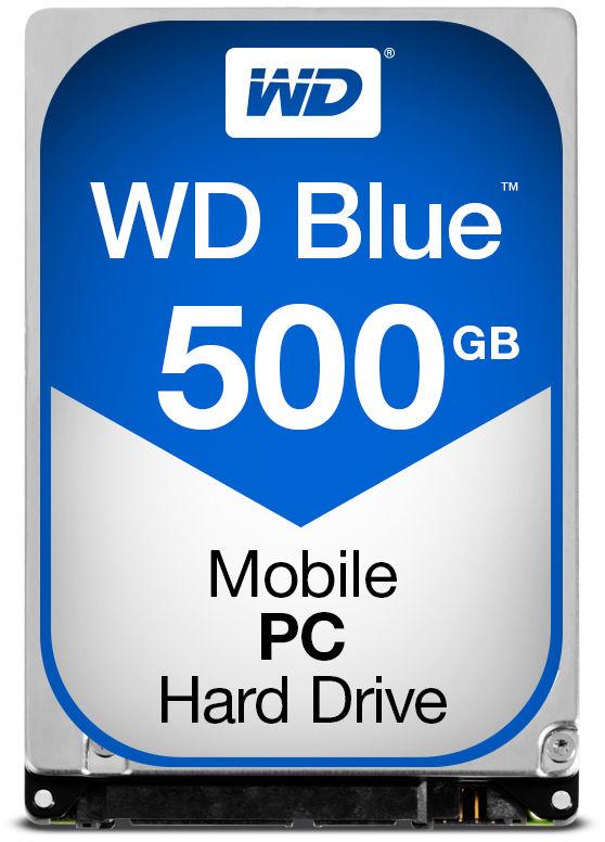 Western Digital WD Scorpio 500GB 16MB 5400rpm