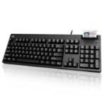 Adesso EasyTouch 630SB-TAA keyboard USB QWERTY US English Black