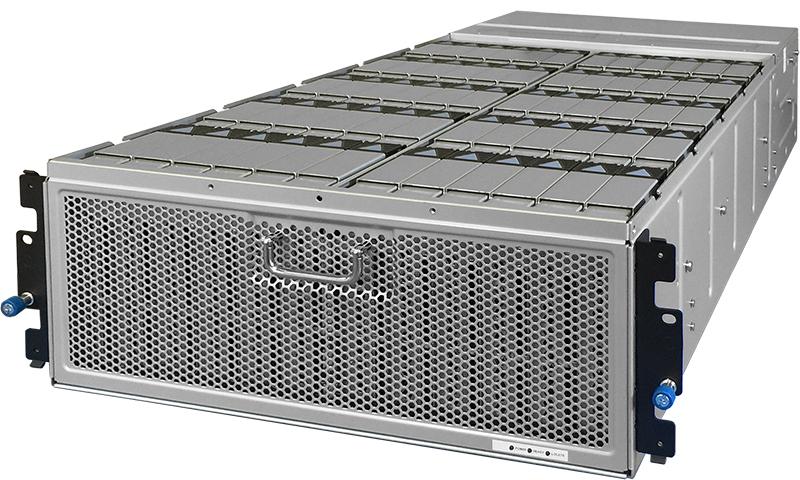 HGST 4U60G2 360000GB Rack (4U) Silver disk array