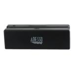 Adesso MSR-100 magnetic card reader USB Black