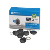Safescan 125-0342 25pc(s) Black RFID tag