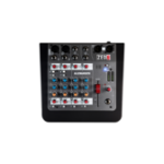 Allen & Heath ZED-6 6channels 10 - 20000Hz Black