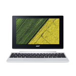 "Acer Switch SW5-017-14YZ 1.44GHz x5-Z8350 10.1"" 1280 x 800pixels Touchscreen White Hybrid (2-in-1)"