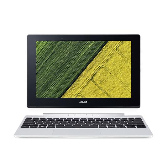 """Acer Switch SW5-017-14YZ 1.44GHz x5-Z8350 10.1"""" 1280 x 800pixels Touchscreen White Hybrid (2-in-1)"""