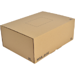 Fellowes 7374701 Packaging box Brown 1 pc(s)