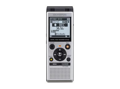 Olympus WS-852 Internal memory & flash card Silver